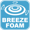 Breeze foam