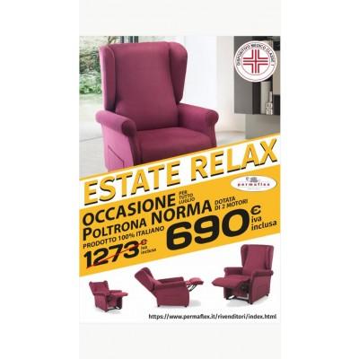 Poltrone Relax Permaflex Norma